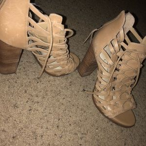 Jessica Simpson Heels *WORN ONCE*